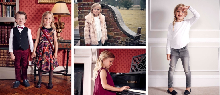 Phoebe Taylor for Sainsburys