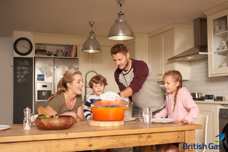 Jarvis Family British Gas